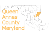 Bail Bonds in Queen Annes County, Centreville, Maryland